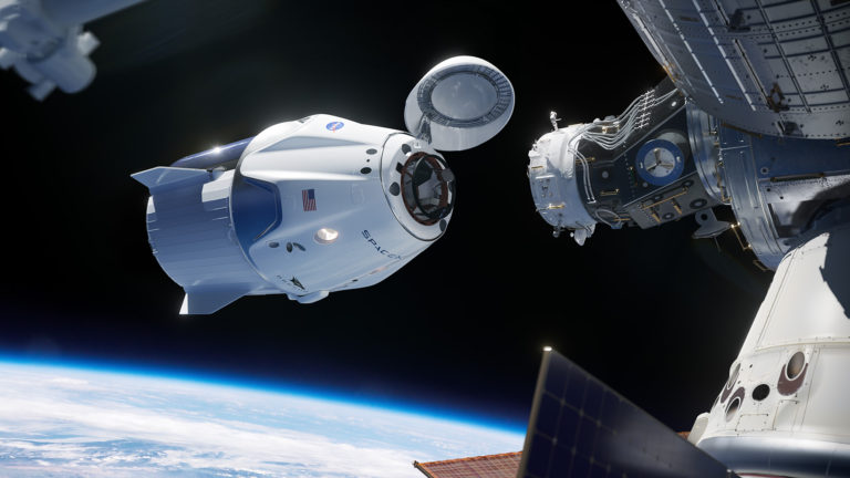 NASA Provisionally Approves SpaceX Load-and-Go for Crew Flights