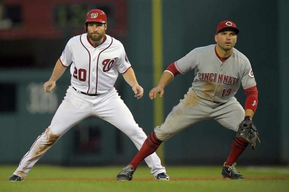 Bryce Harper and Daniel Murphy have been claimed on waivers. Don't bet on deals just yet