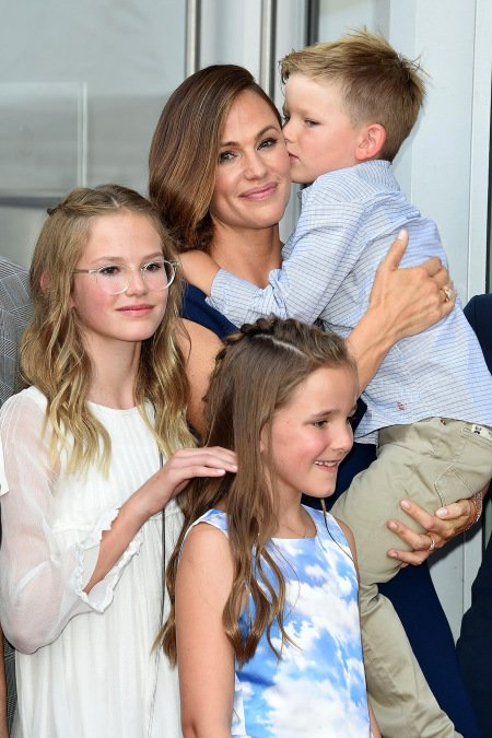 Jennifer Garner Talks Returning to Acting After Children: Three Kids Knocks You Flat On Your A--