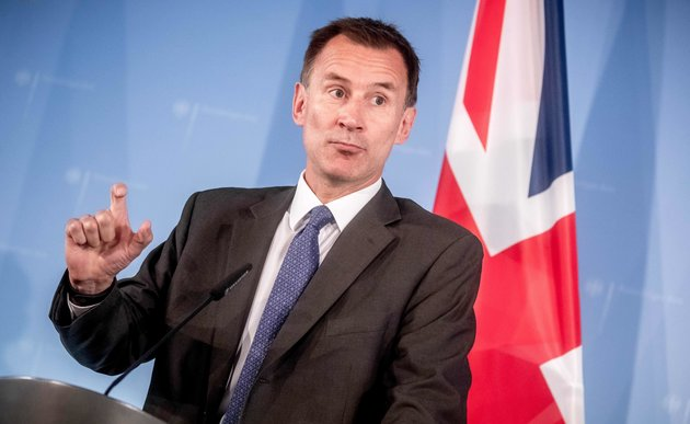 Jeremy Hunt To Warn US About Russian Attempts To Manipulate Elections
