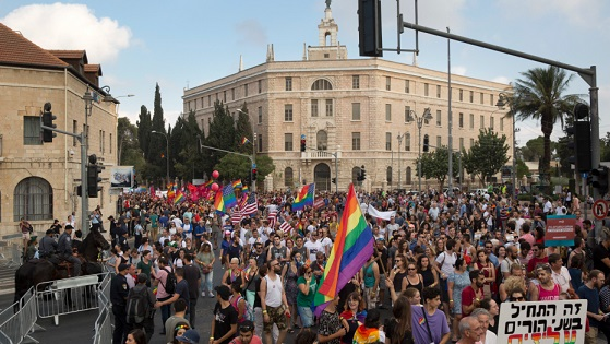 Thousands march in Jerusalem Gay Pride amid surrogacy uproar