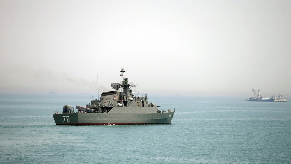 Iran deploys 50 small boats to Strait of Hormuz for large-scale swarming exercise