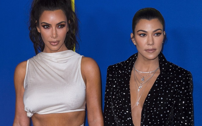 Kim Kardashian Disses Kourtney As Least Exciting To Look At In Brutal Fight