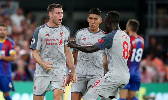 Liverpool news: James Milner reveals why win over Crystal Palace was so important