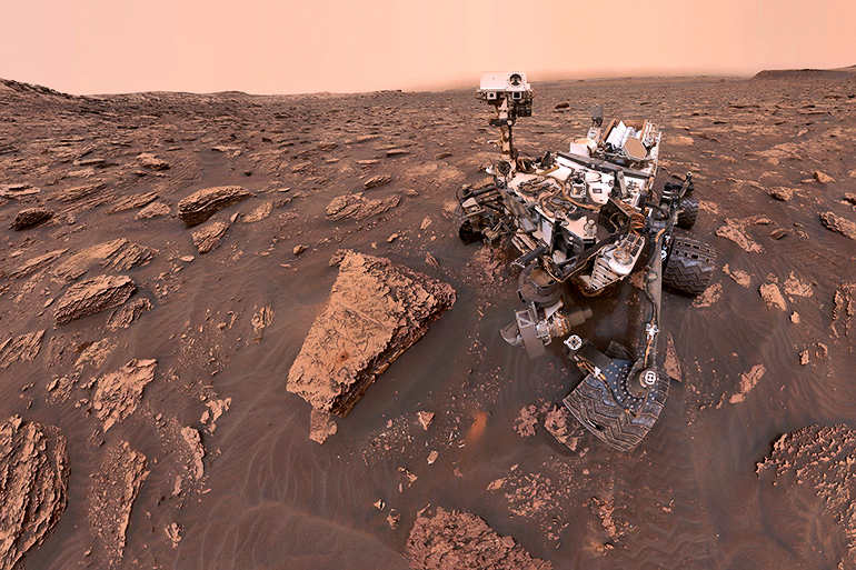 Whats going on with the search for life on Mars?