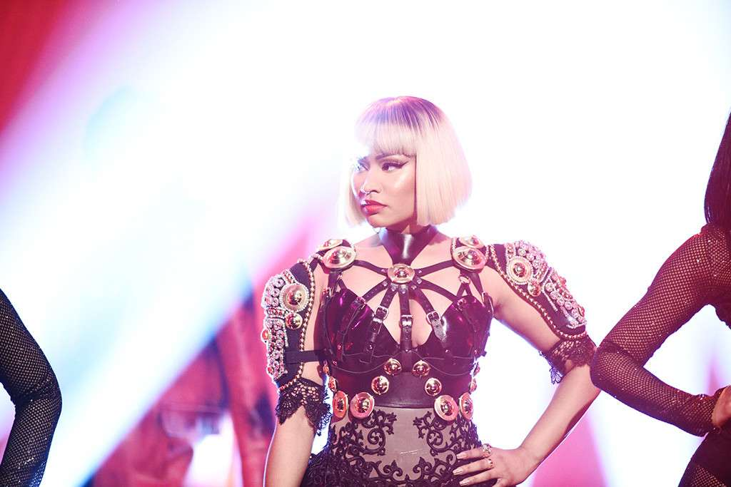Nicki Minaj Postpones US Tour Amid Rumors of Low Ticket Sales