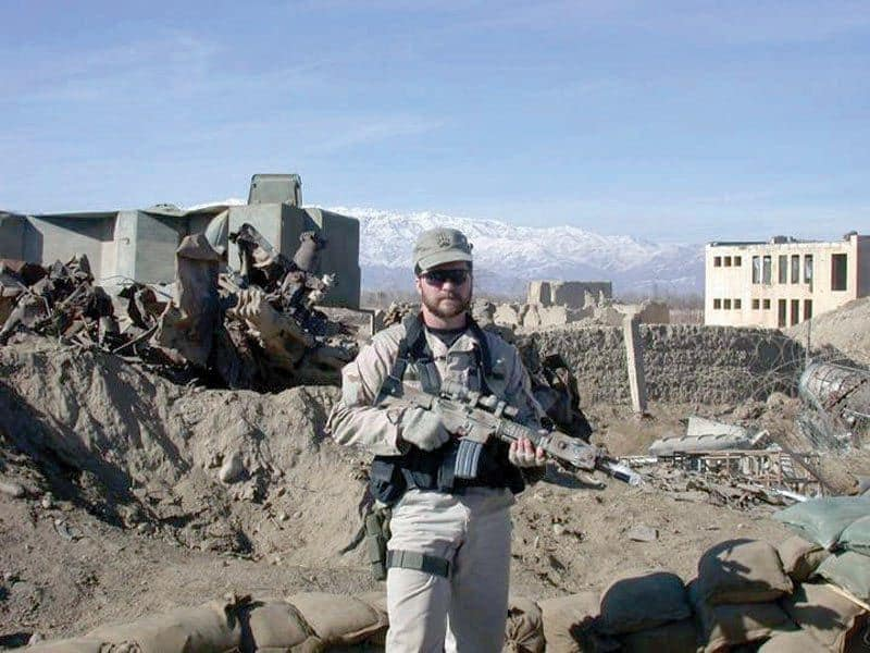 John Chapman died trying to rescue a Navy SEAL. Now he'll receive the Medal of Honor