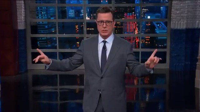 Colbert Finds A Way He Could Actually Vote For Trump