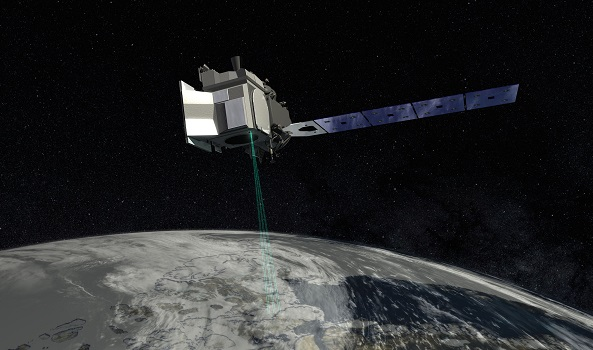 NASA Will Launch a Laser Into Space Next Month to Track Earths Melting Ice