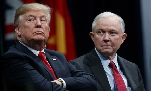 Sessions hits back at Trump: DOJ wont be improperly influenced