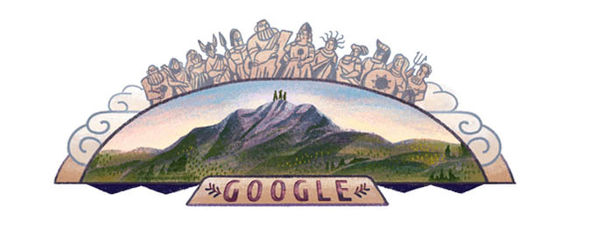 Mount Olympus: Google doodle celebrates Greeces Mount Olympus and its heroic climbers