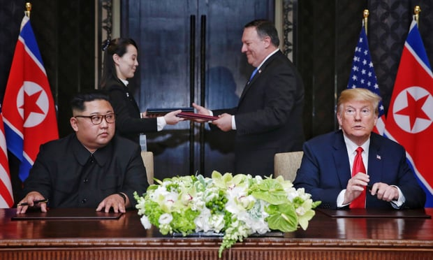 Trump orders Pompeo to delay nuclear North Korea talks due to lack of progress
