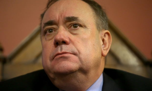 Alex Salmond takes Scottish government to court over sexual misconduct claims