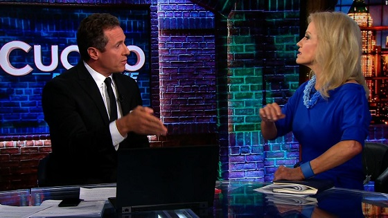 Kellyanne Conway and Chris Cuomo squeezed a weeks worth of news into one wild 30 minute debate on CNN
