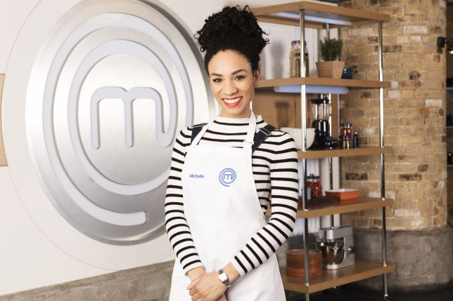 Keith Allen jokes he's 'not surprised' as Michelle Ackerley crashes out of Celebrity MasterChef