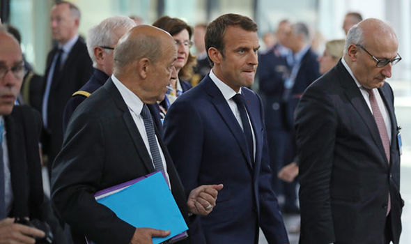 MACRON ON BRINK: Shock poll reveals MAJORITY of French 'WORRIED' by leadership style