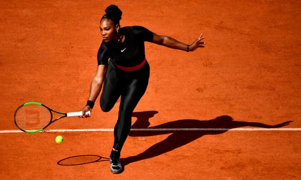 One must respect the game: French Open says non to Serenas catsuit