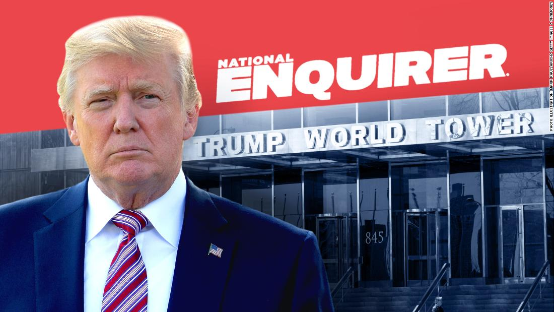 Exclusive: Ex-Trump World Tower doorman releases catch-and-kill contract about alleged Trump affair