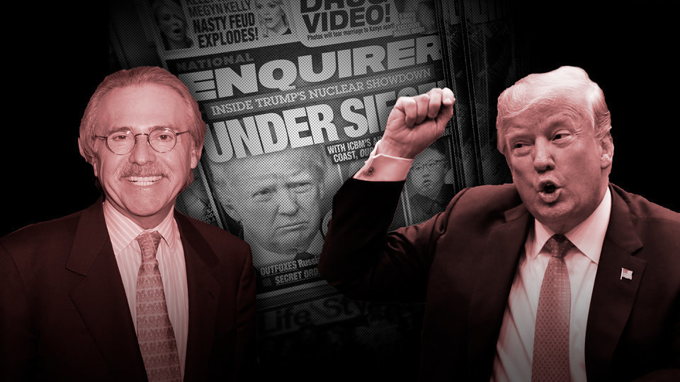 David Pecker's DARKEST TRUMP SECRETS: A National Enquirer Insider Tells All!
