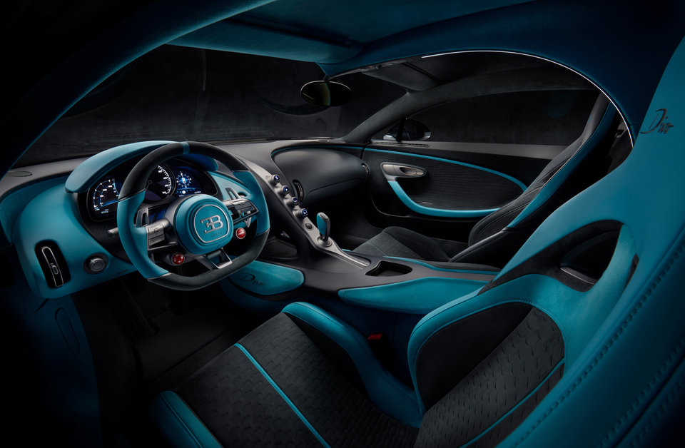 Bugatti unveiled a new $5.8 million supercar and its already sold out