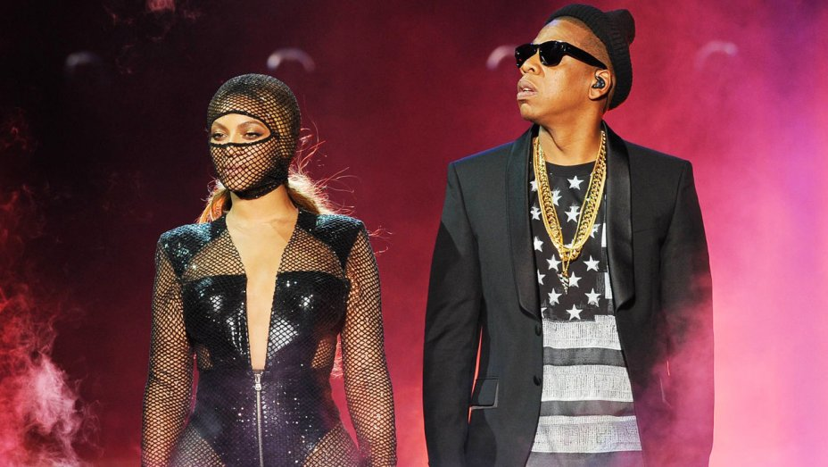 Beyonce, Jay-Z Concert Interrupted by Fan Rushing Onstage