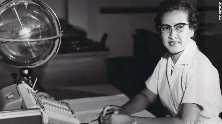 Katherine Johnson, who hand-crunched the numbers for Americas first manned space flight, is 100 today