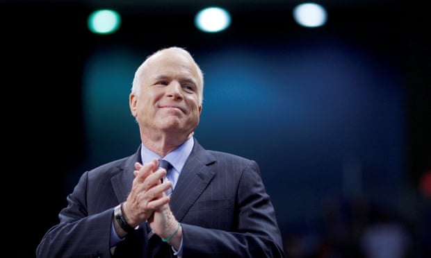 John McCain, influential US senator and presidential candidate, dies aged 81