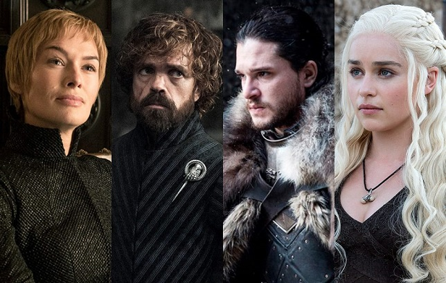 Your Very First Glimpse of Game of Thrones Season 8 Is Here