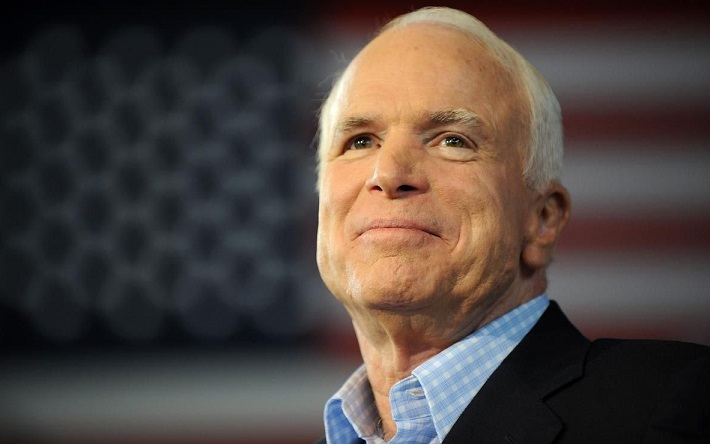George W. Bush, Barack Obama expected to speak at John McCain's funeral