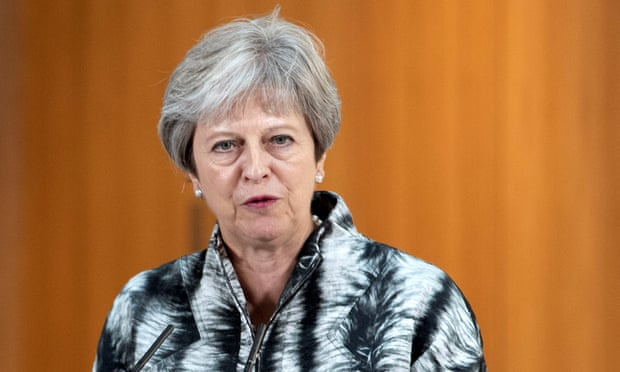 Theresa May says a no-deal Brexit wouldnt be the end of the world