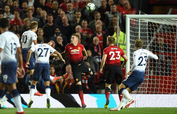 Man Utd news: Jose Mourinho's half-time team talk against Tottenham revealed