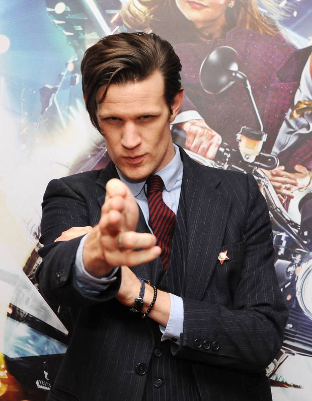 From Doctor Who to Star Wars: Matt Smith 'joins Episode IX' cast
