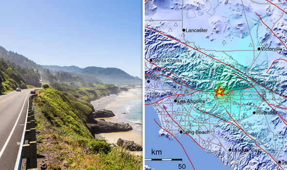 California Earthquake: Quake STRIKES near Los Angeles - It SWAYED the floor