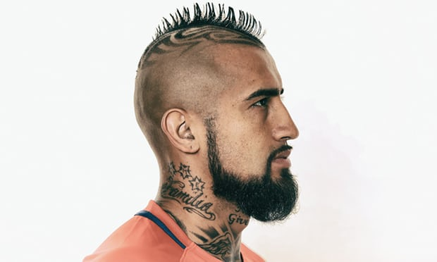 Barcelona complete signing of Arturo Vidal for £27m from Bayern Munich