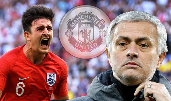 Man Utd boss Jose Mourinho plots £80m deadline-busting raid for Harry Maguire
