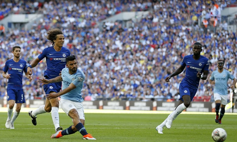 Sublime Manchester City sweep Chelsea aside to lift Community Shield