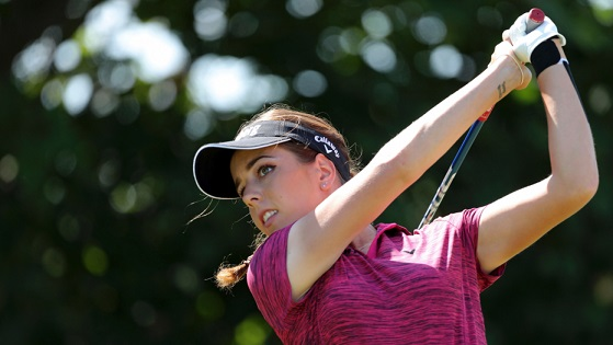 Hall wins Womens British Open for 1st major title