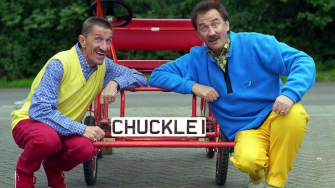 Entertainer Barry Chuckle dies at 73