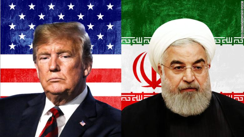 Trump re-imposes Iran sanctions to change, not topple Tehran