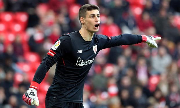 Chelsea to pay £71.6m for Athletic Bilbao goalkeeper Kepa Arrizabalaga