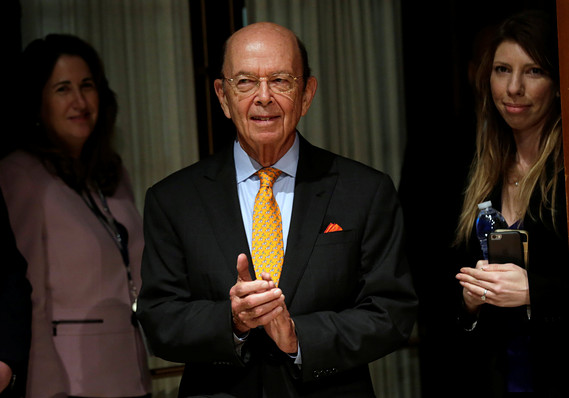 Wilbur Ross alleged to have siphoned more than $120 million from associates, Forbes reports