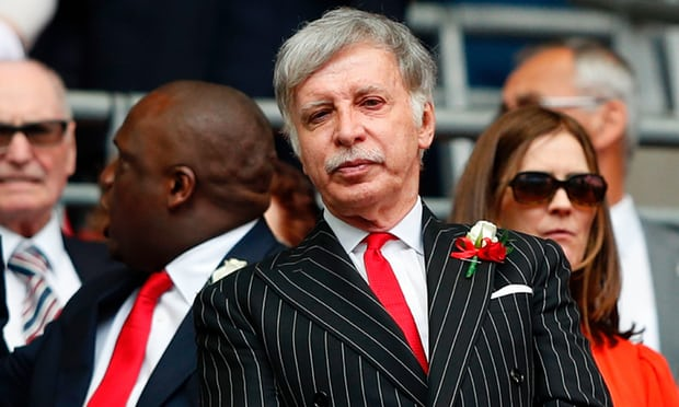 Stan Kroenke makes £600m offer to buy '100% ownership' of Arsenal