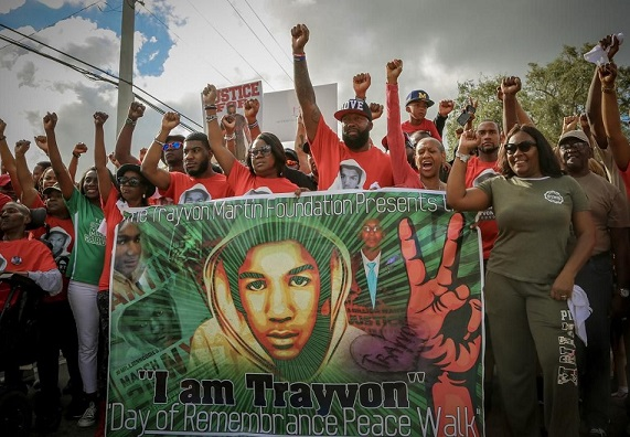 Director of Trayvon Martin documentary says teen's shooting was 'turning point' for U.S