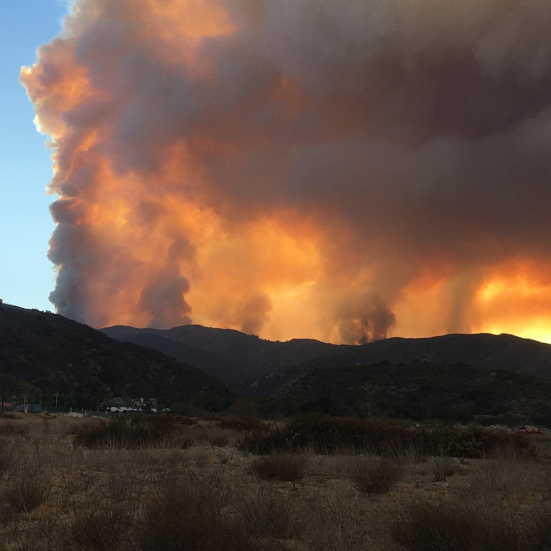 Trabuco Canyon brush fire: Fast-moving blaze burns 4000 acres, prompts evacuations