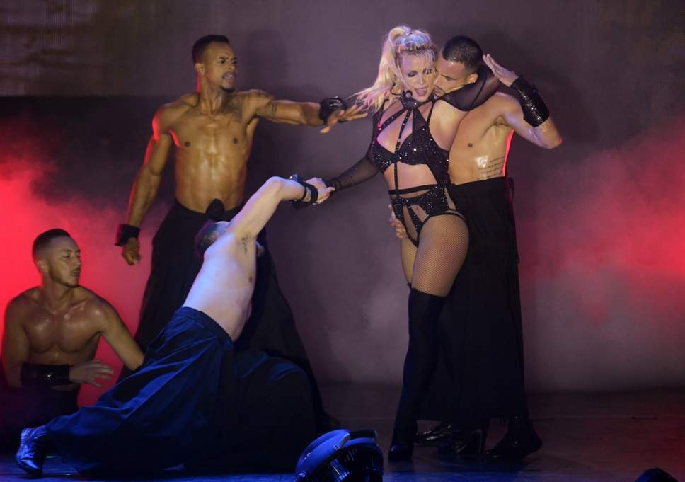 Britney Spears will keep her fans dancing til the world ends - Brighton Pride review