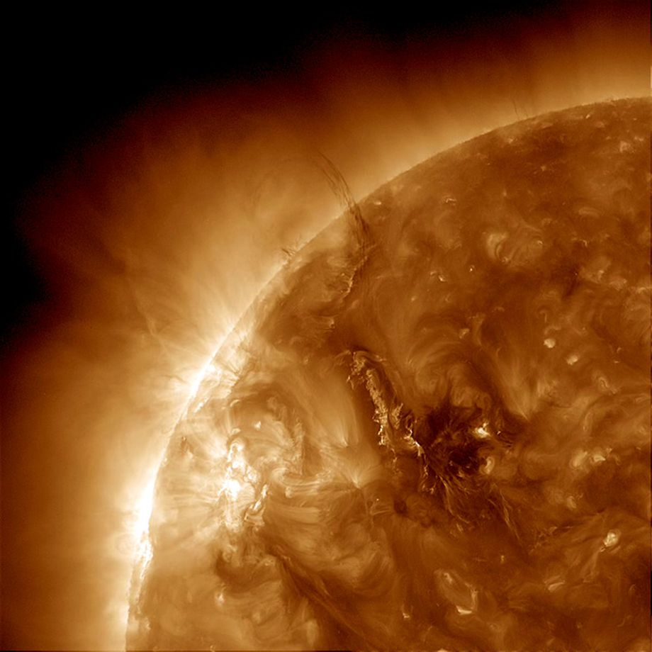 NASAs newest spacecraft will fly through the Suns scorching hot atmosphere