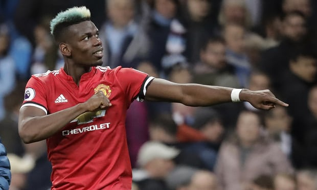 Manchester United turn down Barcelona offer for Paul Pogba