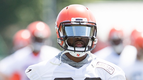 Jarvis Landry delivers epic speech in season premiere of HBOs Hard Knocks with Browns