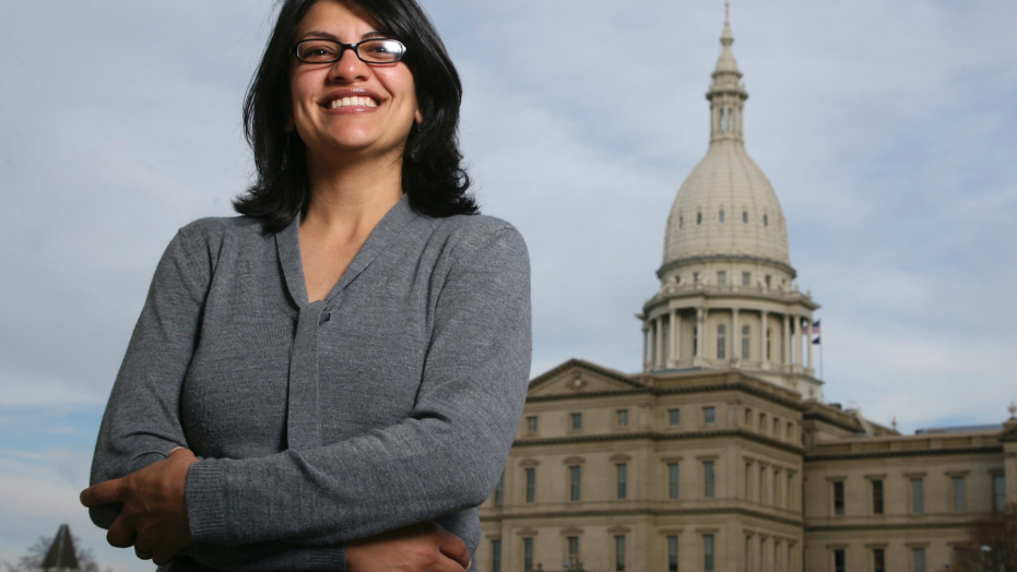 Tlaib wins Conyers seat; Congress to get 1st Muslim woman