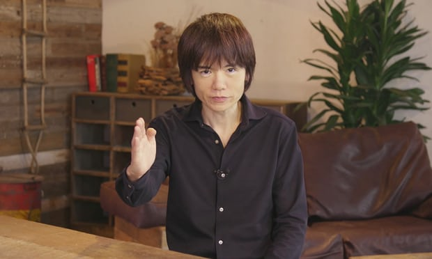 From Kong to Kirby: Smash Bros Masahiro Sakurai on mashing up 35 years of gaming history